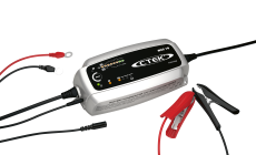 MXS 10 Ctek batterilader