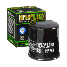 HF-303 HiFlo Oliefilter motorcykel mc roadracer