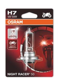 Osram Night racer 50 H7 MC pære