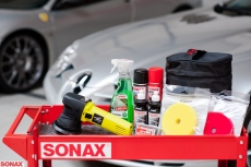 Sonax polersæt - shinemate kit