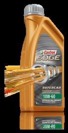 Castrol EDGE SuperCar Ti 10W-60 motorolie 1L