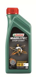 Castrol Magnatec Stop-Start 5W-30 A5 motorolie 1L