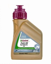 Castrol Synthetic Fork Oil 5W forgaffelolie
