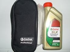 Castrol taske inkl påfyldningskit