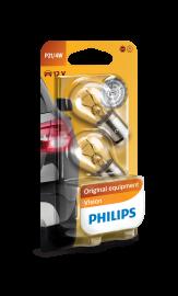 Philips Standard 12V 21/4Watt BAZ15d 2stk