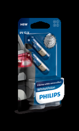 Philips WhiteVision H6W 2stk.