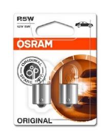 OSRAM Lampe, læselampe R5W