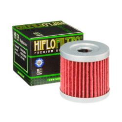 HF-139 HiFlo Oliefilter motorcykel mc roadracer