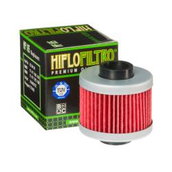 HF-185 HiFlo Oliefilter motorcykel mc roadracer