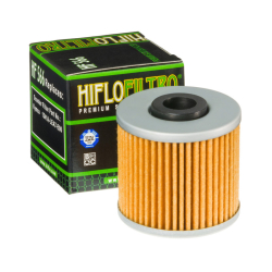 HF-566 HiFlo Oliefilter motorcykel mc roadracer