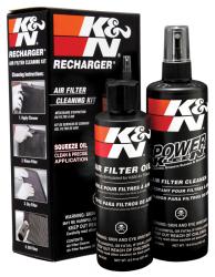 K&N luftfilter rensesæt