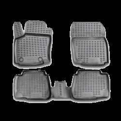 Bundmåtter af gummi til Ford Mondeo 2007-2012