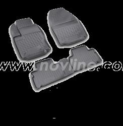 Bundmåtter af gummi til Ford Galaxy 5P 2012