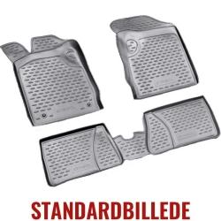 Bundmåtter af gummi til Skoda Superb III Stc 2015