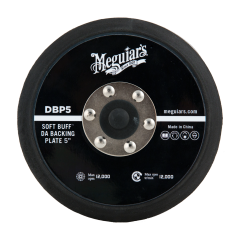 Meguiar's Soft Buff DA Backing Plate