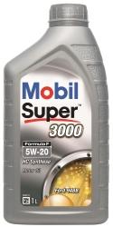 Mobil Super 3000 Formula F 5W20 1L
