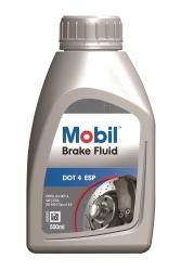 Mobil brake fluid Dot4 ESP 0,5L
