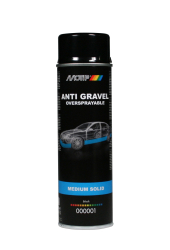 Motip Sort Stenslagsbeskyttelse Body Spray 500ML