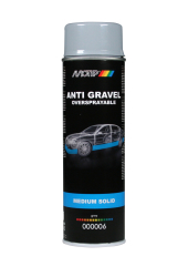 Motip grå Stenslagsbeskyttelse Body Spray 500ML