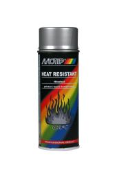 Varmefast Motip spraymaling Sølv 400ML 800GR.