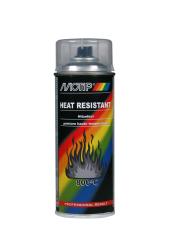 Varmefast Motip spraymaling Klar lak 400ML 800GR.