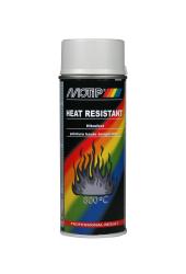 Varmefast Motip spraymaling Grå 400ML 800GR.