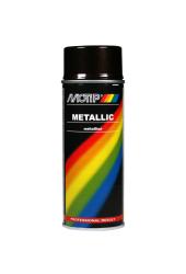 Brun metallic effekt spraymaling Motip Lak 04048 400ML