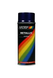 Lilla metallic effekt spraymaling Motip Lak 04050 400ML