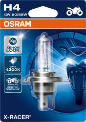 Osram X racer H4 MC pære
