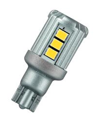 Osram LED 12 V W16W T16 Cool Hvid 6000K 2 stk