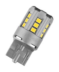 Osram LED 12 V W21W T20 SC Cool Hvid 6000K 2 stk