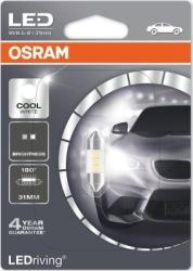 Osram festoon LED 31mm 0.5W 6000K