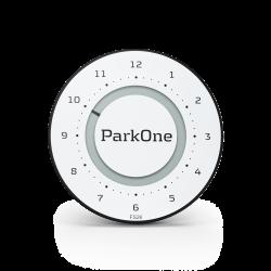 ParkOne 2 Hvid