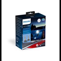 Philips X-treme Ultinon HIR2 LED +200% 1 sæt