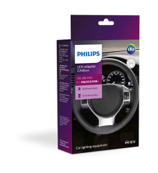 Philips Canbus snydemodstand H8 H11 H16 2 stk