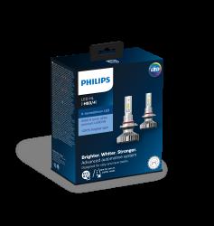 Philips X-treme Ultinon LED pære HB3 HB4 2 stk.