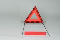 Advarselstrekant foldbar