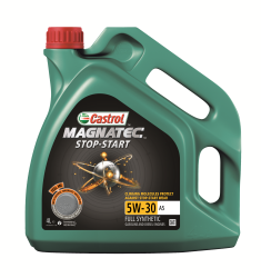 Castrol Magnatec Stop-Start 5W-30 A5 motorolie 4L