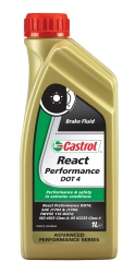 Castrol Brake Fluid React Performance DOT 4 1L