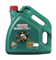 Castrol Magnatec 5W-40 C3 motorolie 4L
