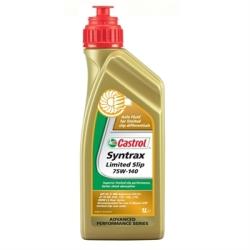 Castrol Gearolie Syntrax Limited Slip 75w-140 1L
