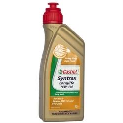 Castrol Gearolie Syntrax Longlife 75W-140 1L