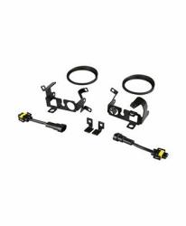 Osram LED tågelys FOG101 montage sæt kit til VW