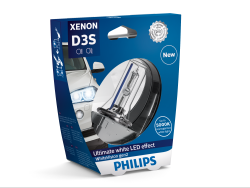 Philips D3S Xenon WhiteVision II 1stk