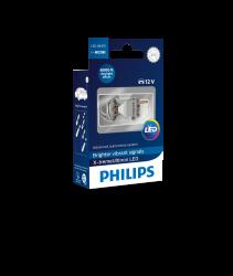 Philips Festoon X-tremeVision 6000K W21W Hvid LED