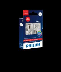 Philips Festoon X-tremeVision P21/5W Rød LED