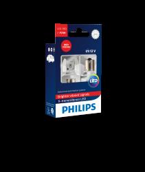 Philips Festoon X-tremeVision P21W Rød LED