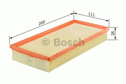 S0442 Luftfilter Bosch