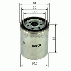 N4153 Brændstoffilter Bosch