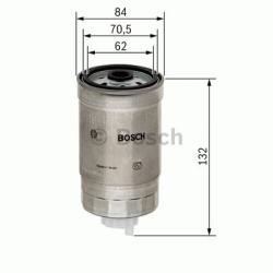 N4436 Brændstoffilter Bosch